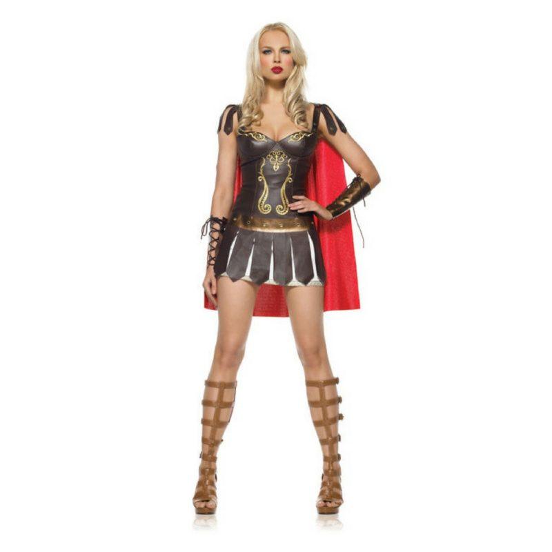 80075e08e Fantasia Gladiadora 454 - Aluguel online de fantasias!