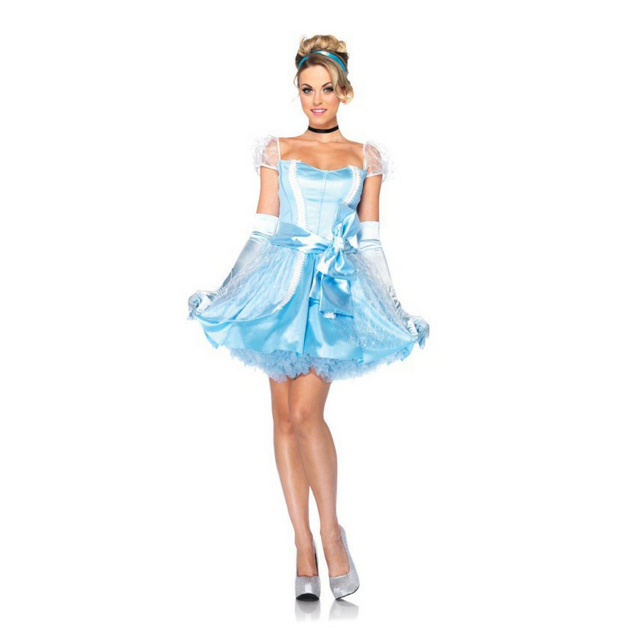 f97ca6aac Fantasia Cinderela Luxo Encantada Fantasias - Aluguel de fantasia online!