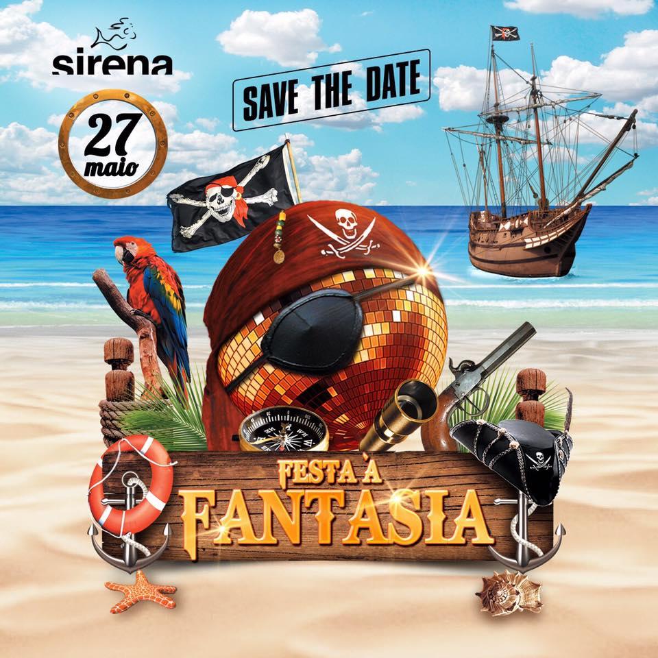 FESTA À FANTASIA - Sirena 2017