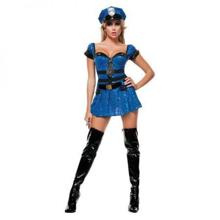 Fantasia Policial Chefe